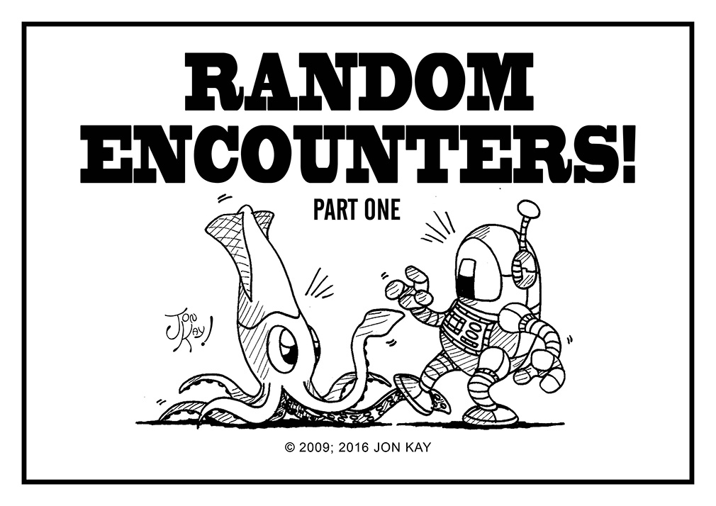 Random Encounters title