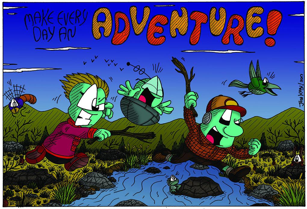 Adventure Redux!