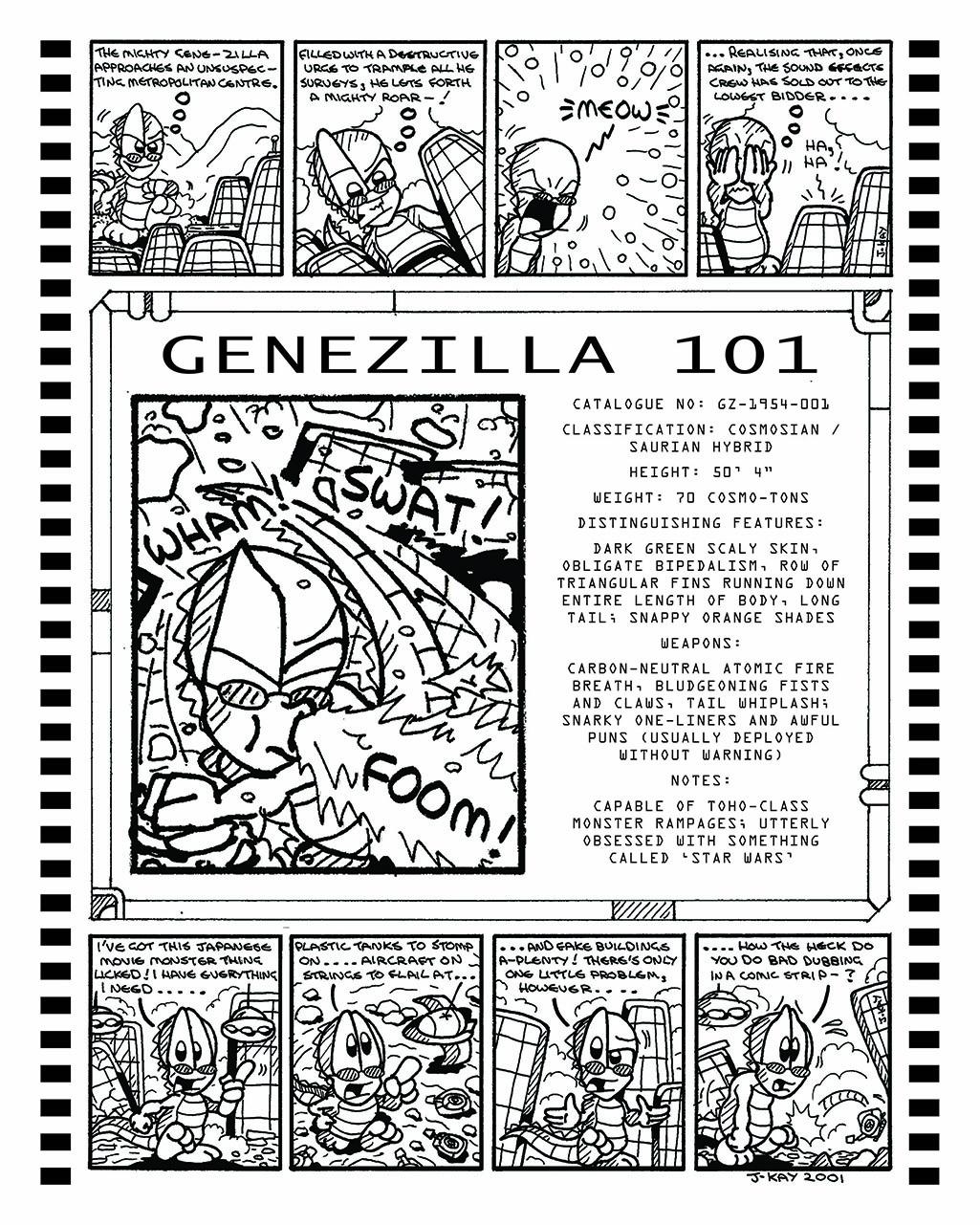 Genezilla, page 3