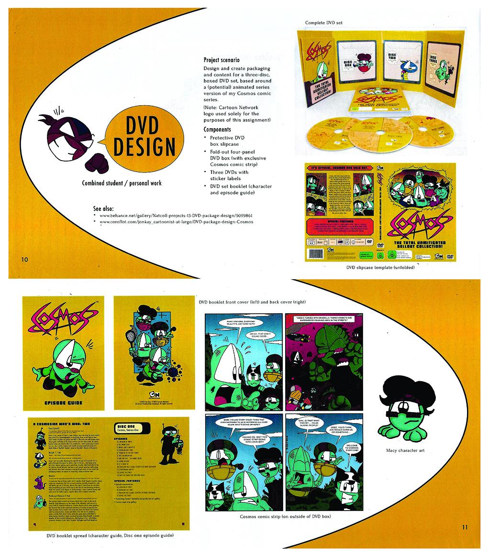 Portfolio design 3